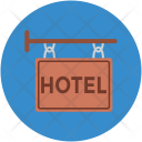 Information Board Hotel Icon
