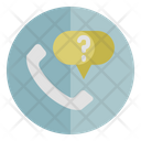 Support Assistance Question Icon