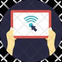 Internet Wifi Hotspot Icon