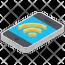 Hotspot Wifi Mobile Internet Icon