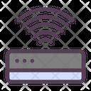 Hotspot Wifi Signal Icon