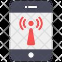 Hotspot Mobile Network Mobile Wifi Icon