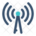 Tower Signal Wireless Icon