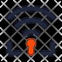 Hotspot Connection Ui Icon Icon