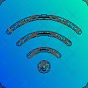 Hotspot Access Connection Icon
