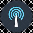 Mobile Network Hotspot Wifi Zone Icon