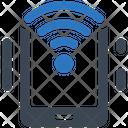 Hotspot Mobile Share Icon