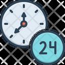 Hour Icon