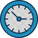 Hour Clock Time Clock Time Machine Icon