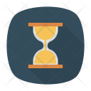 Clock Hour Glass Icon