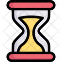 Business Marketing Hour Glass Icon