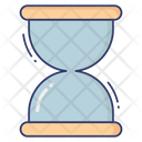 Hour Glass Time Clock Icon