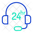 Hour Support Icon