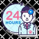 Hour Vet Icon