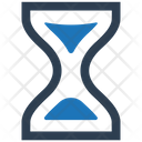 Hour Hourglass Waiting Icon