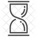 Hourglass Hour Glass Time Icon
