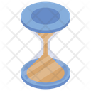 Hourglass Ancient Clock Sandglass Icon
