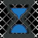 Hourglass Timer Deadline Icon