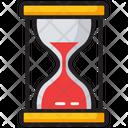 Hourglass Watch Glass Sand Glass Icon