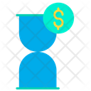 Hourglass Investment Time Invest Time Icon