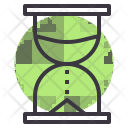 Hourglass Time Timer Icon