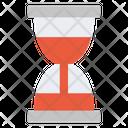 Hourglass Sand Deadline Icon