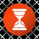 Hourglass Study Education Icon