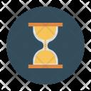 Clock Hour Glass Icon