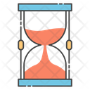 Timepiece Timeglass Hourglass Icon