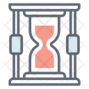 Hourglass Sand Timer Ancient Timer Icon