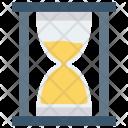 Clock Glass Hour Icon