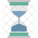 Hourglass In Progress Processing Icon