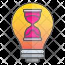 Hour Glass Idea Icon