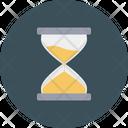 Hourglass Sandglass Wait Icon