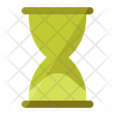 Hour Glass Working Icon