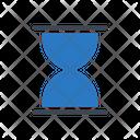 Hourglass Stopwatch Deadline Icon