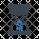 Hourglass Sandglass Countdown Icon