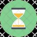 Hourglass Sandglass Clock Icon