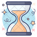 Hourglass Sand Glass Timer Icon