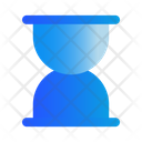 Hourglass Loading Time Icon