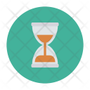 Hourglass Loading Stopwatch Icon