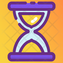 Sandglass Timer Hourglass Icon