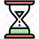 Business Financial Hourglass Icon