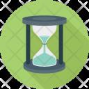 Hourglass Sand Clock Icon