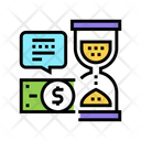Time Investment Return Icon