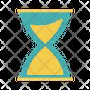 Clock Hourglass Stopwatch Icon