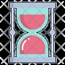 Artboard Hourglass Sand Timer Icon