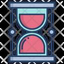 Hourglass Deadline Sand Timer Icon