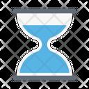 Hourglass Sandglass Deadline Icon