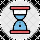 Hourglass Deadline Timer Icon